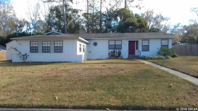 423 NW 102ND Terrace, Gainesville, FL 32607 (MLS #410919) :: Thomas Group Realty