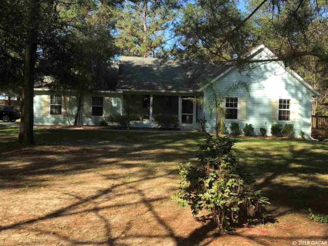 28342 NW 181st Drive, Alachua, FL 32615 (MLS #410950) :: Bosshardt Realty