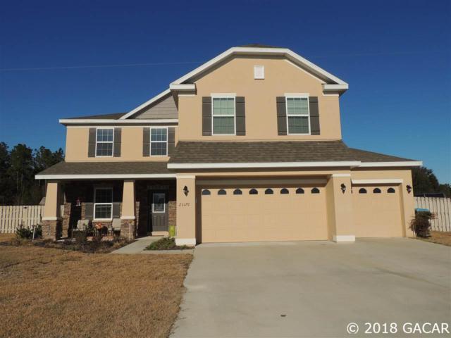 23176 NW 11th Road, Newberry, FL 32669 (MLS #411055) :: Bosshardt Realty