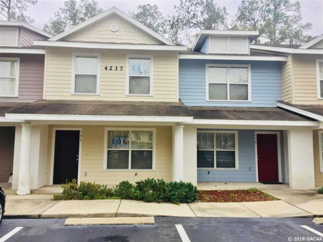 4237 SW 22ND Lane #135, Gainesville, FL 32607 (MLS #411090) :: Thomas Group Realty