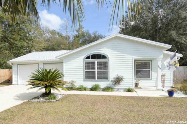 909 SW 255 Street, Newberry, FL 32669 (MLS #411096) :: Thomas Group Realty