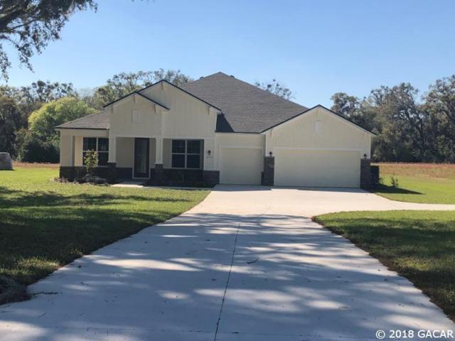 5412 SW 215th Terrace, Newberry, FL 32669 (MLS #411312) :: Bosshardt Realty