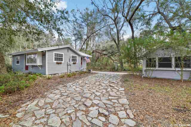 16417 SE County Road 234 Road, Micanopy, FL 32667 (MLS #411492) :: OurTown Group