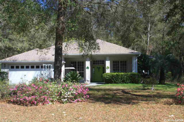 199 SW Blue Jay Court, Ft. White, FL 32938 (MLS #411590) :: Bosshardt Realty