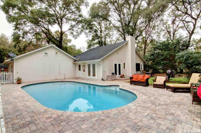 10123 SW 38th Pl, Gainesville, FL 32608 (MLS #411842) :: Florida Homes Realty & Mortgage