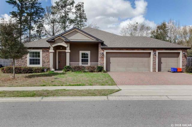 7922 NW 46th Way, Gainesville, FL 32653 (MLS #411895) :: Bosshardt Realty