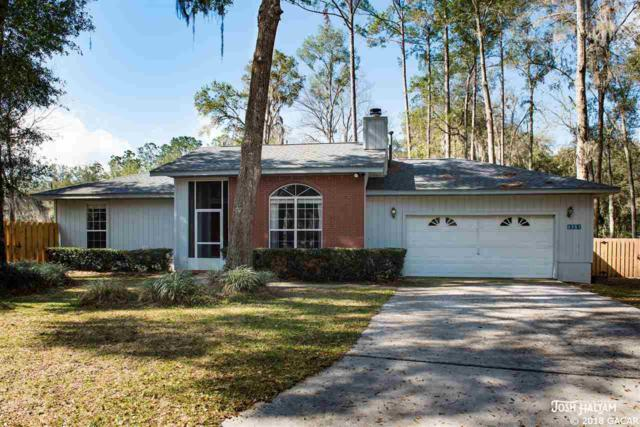 5357 NW 31st Lane, Gainesville, FL 32606 (MLS #411921) :: Thomas Group Realty