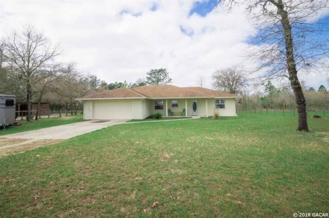 1950 SE 130 Avenue, Morriston, FL 32668 (MLS #412459) :: Florida Homes Realty & Mortgage