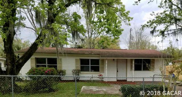 1624 SE 13TH Place, Gainesville, FL 32641 (MLS #412545) :: OurTown Group