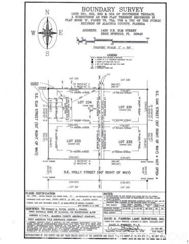 00 NW 242 Street, High Springs, FL 32643 (MLS #412619) :: Florida Homes Realty & Mortgage