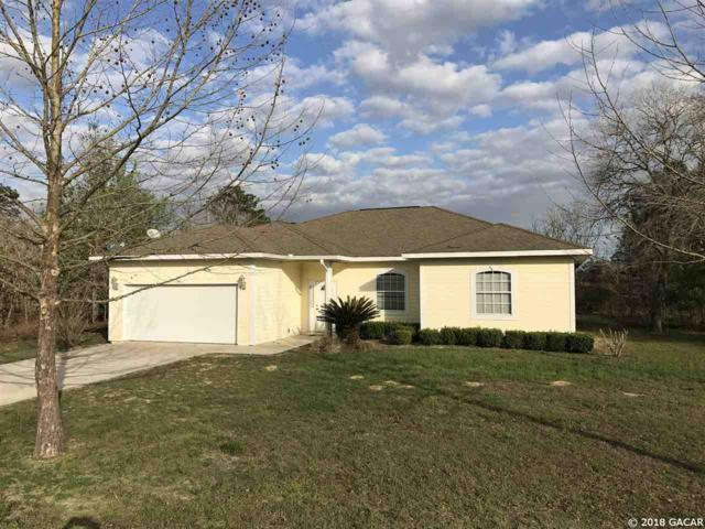 1411 NE 152ND, Williston, FL 32696 (MLS #412632) :: Florida Homes Realty & Mortgage