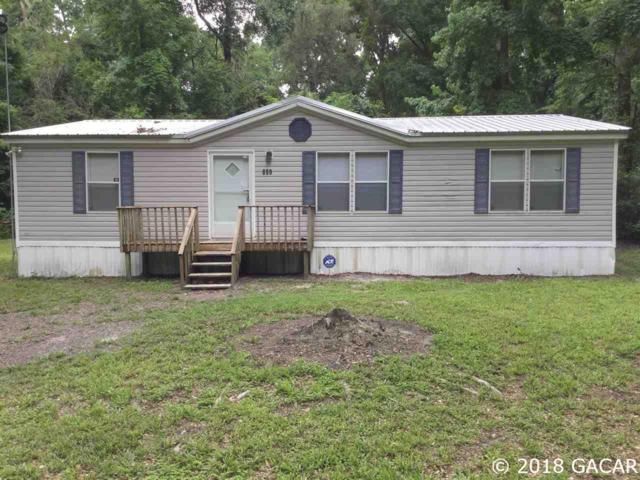 899 SW Illinois Street, Ft. White, FL 32038 (MLS #412647) :: Bosshardt Realty