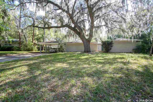 1805 NW 22ND Street, Gainesville, FL 32605 (MLS #412984) :: Bosshardt Realty