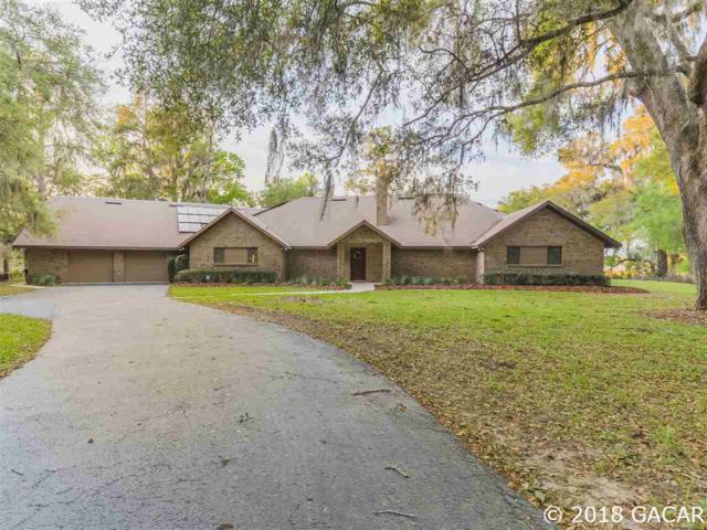 4918 SE 185th Avenue, Micanopy, FL 32667 (MLS #413134) :: OurTown Group