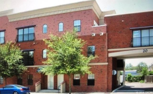 20 SW 6TH Street #209, Gainesville, FL 32601 (MLS #413174) :: Bosshardt Realty