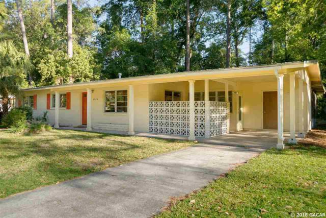 4010 NW 19th Place, Gainesville, FL 32605 (MLS #413192) :: Bosshardt Realty