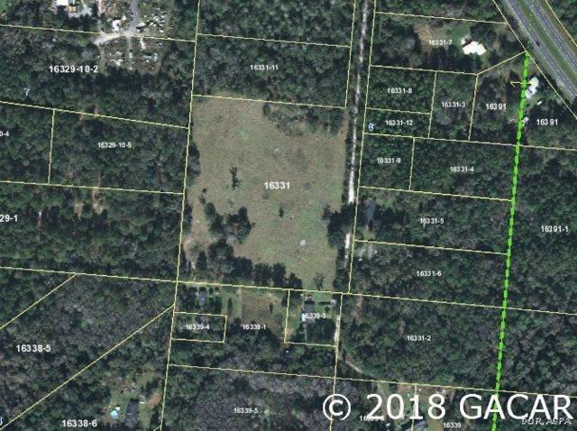 SW 3rd Terrace, Micanopy, FL 32667 (MLS #413304) :: Thomas Group Realty
