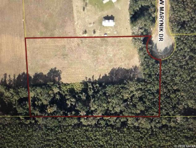 1216 SW Marynik Drive, High Springs, FL 32643 (MLS #413472) :: Bosshardt Realty