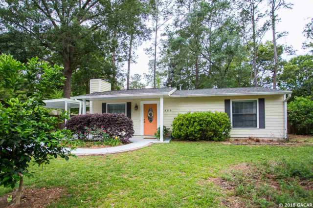 4408 NW 25TH Terrace, Gainesville, FL 32605 (MLS #413631) :: Thomas Group Realty
