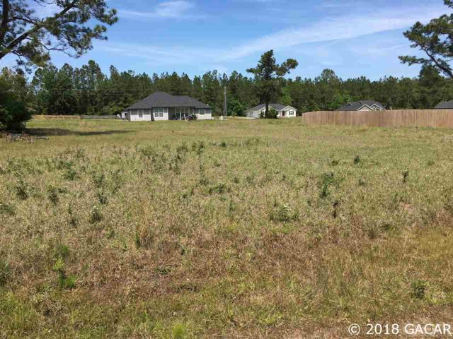 LOT 28 SW 94th Circle, Lake Butler, FL 32054 (MLS #413664) :: Bosshardt Realty