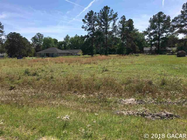 LOT 36 SW 94th Circle, Lake Butler, FL 32054 (MLS #413666) :: Bosshardt Realty