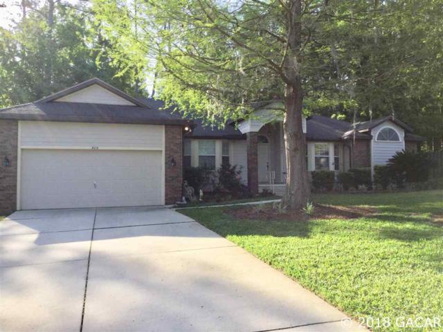 909 NW 87 Drive, Gainesville, FL 32606 (MLS #413683) :: OurTown Group