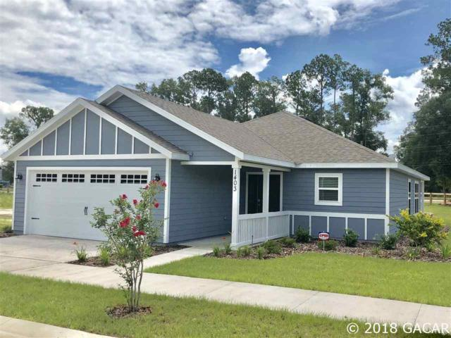 1403 SW 251st Way, Newberry, FL 32669 (MLS #413702) :: Abraham Agape Group