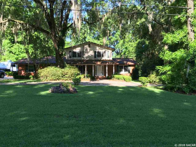416 SW 80th Boulevard, Gainesville, FL 32607 (MLS #413796) :: Bosshardt Realty