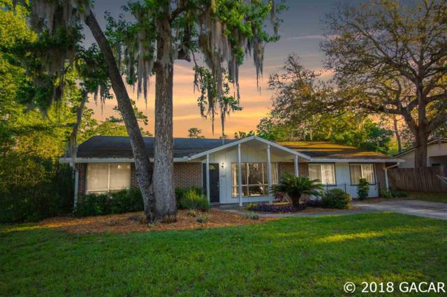 3320 NW 28TH Place, Gainesville, FL 32605 (MLS #414085) :: Bosshardt Realty