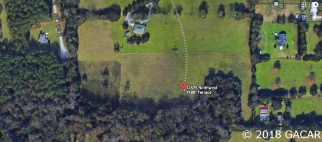 12675 148th Terrace, Alachua, FL 32615 (MLS #414099) :: Bosshardt Realty