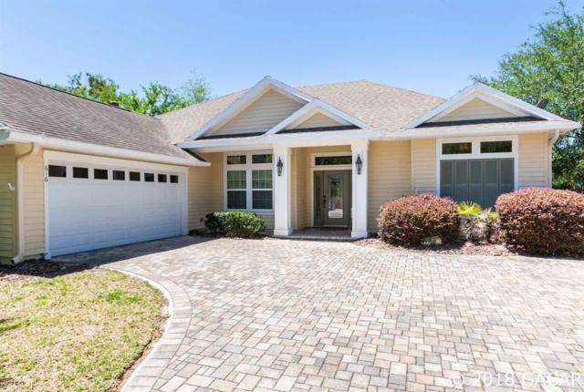 616 NW 134TH Way, Newberry, FL 32669 (MLS #414114) :: Bosshardt Realty