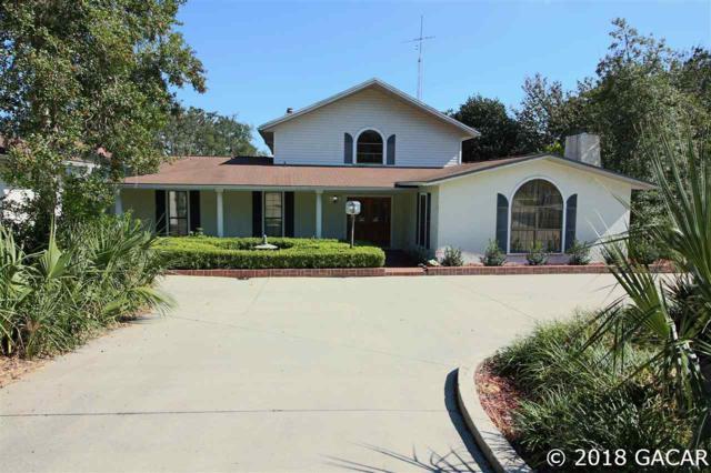 7155 SE 2nd Place, Starke, FL 32091 (MLS #414131) :: Bosshardt Realty