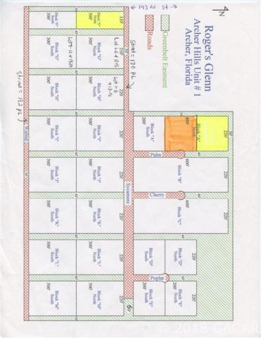 TBD SW 128 Place, Archer, FL 32618 (MLS #414536) :: Bosshardt Realty