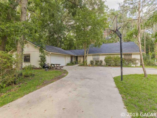 1317 SW 98TH Street, Gainesville, FL 32607 (MLS #415053) :: OurTown Group