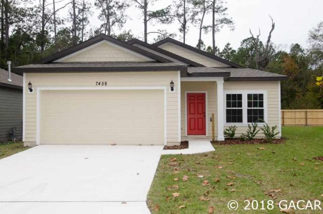 7458 NW 21st Way, Gainesville, FL 32653 (MLS #415098) :: Florida Homes Realty & Mortgage