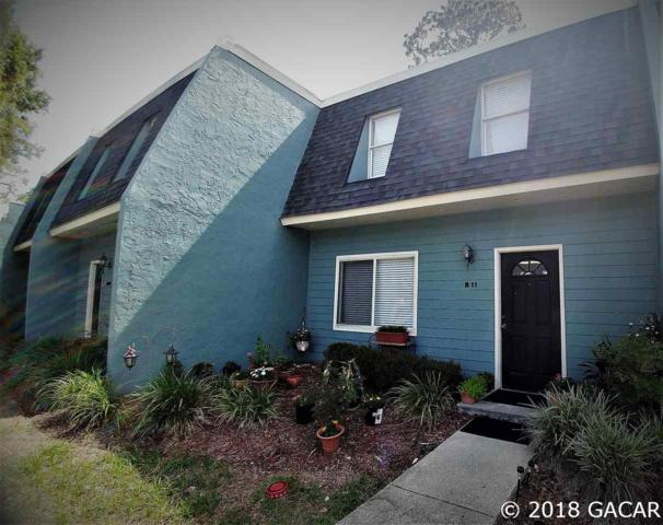 501 SW 75 Street B 11, Gainesville, FL 32607 (MLS #415264) :: Thomas Group Realty