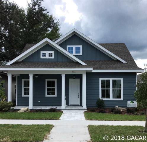 566 SW 128th Terrace, Newberry, FL 32669 (MLS #415310) :: Bosshardt Realty
