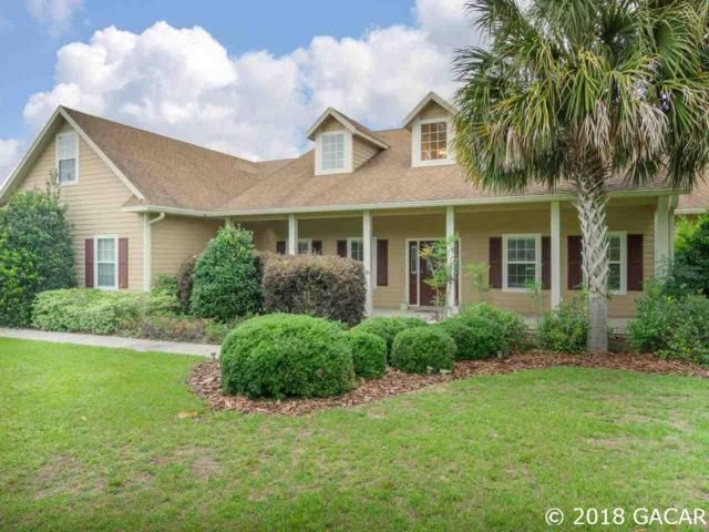 25560 NW 166th Avenue, High Springs, FL 32643 (MLS #415389) :: Bosshardt Realty