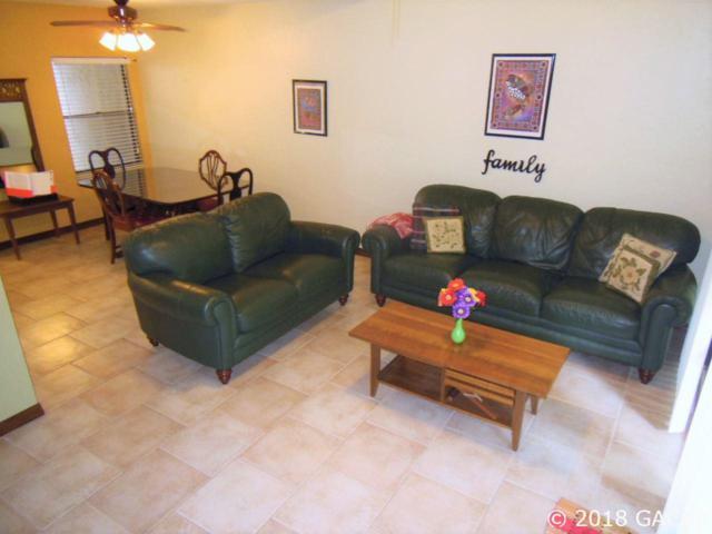 7200 SW 8th Avenue G-39, Gainesville, FL 32607 (MLS #415419) :: Bosshardt Realty