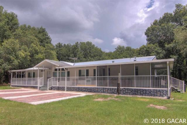 8559 SE 64TH Street, Newberry, FL 32669 (MLS #415876) :: Pristine Properties