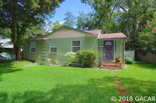 810 NW 9th Avenue, Gainesville, FL 32601 (MLS #415987) :: Rabell Realty Group