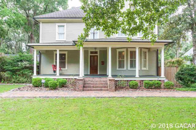 17 NE 8th Street, Gainesville, FL 32601 (MLS #416189) :: Bosshardt Realty