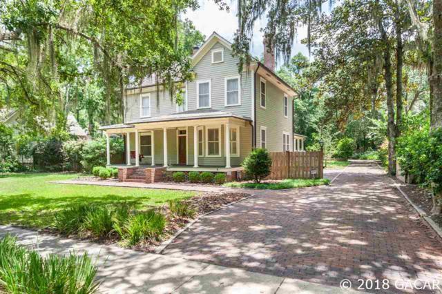 17 NE 8th Street, Gainesville, FL 32601 (MLS #416189) :: Thomas Group Realty