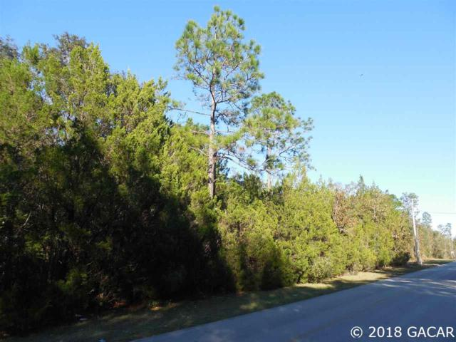 TBD NE 88th Lane, Bronson, FL 32621 (MLS #416247) :: Pepine Realty