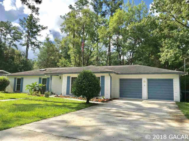 3039 NW 45TH Avenue, Gainesville, FL 32605 (MLS #416779) :: Bosshardt Realty