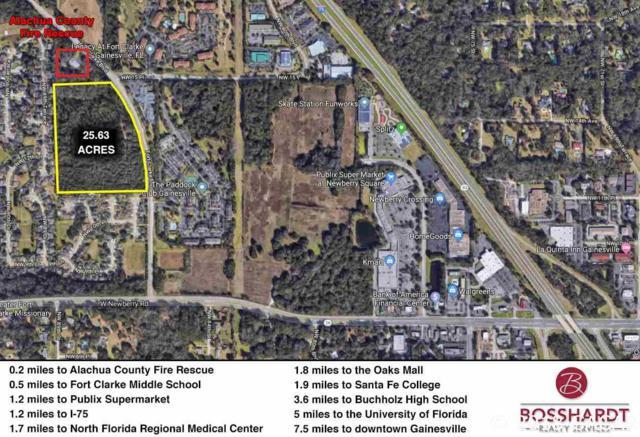 1404 Fort Clarke Boulevard, Gainesville, FL 32606 (MLS #416844) :: Bosshardt Realty