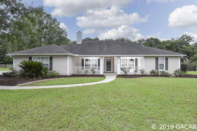 24235 NW 160TH Avenue, High Springs, FL 32643 (MLS #417055) :: OurTown Group