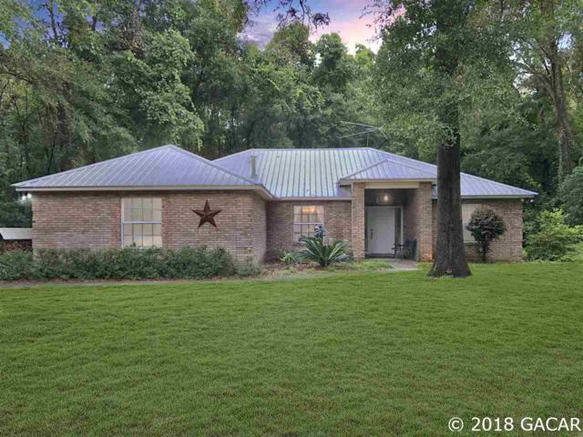 481 SW Magnolia Lane, Ft. White, FL 32038 (MLS #417103) :: Florida Homes Realty & Mortgage