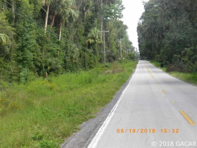 110 SE Wachotta Road, Micanopy, FL 32667 (MLS #417363) :: Florida Homes Realty & Mortgage