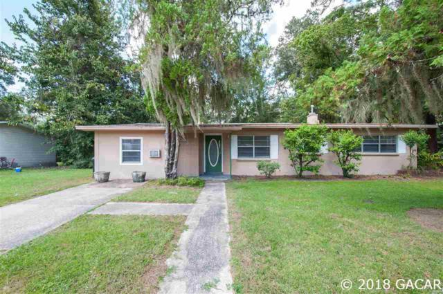 1216 NE 19 Place, Gainesville, FL 32609 (MLS #417495) :: Thomas Group Realty